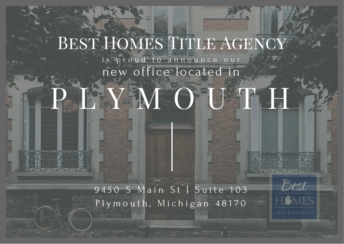 Best Homes Title Now In Plymouth Best Homes Title