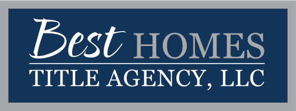 Best Homes Title Logo